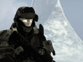 Halo: Reach - At a Glance by pizzagrenade