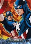 Avengers AP Captain America by KidNotorious