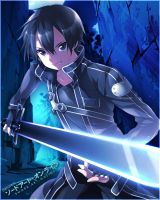 Sword Art Online - Kirito by Sanurem