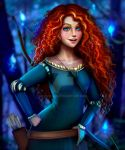 Merida by bylorang