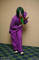 Joker: Charmed, I'm Sure by EccentricCasey