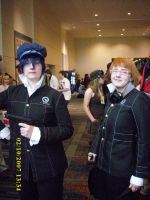 Naoto and Yosuke Cosplay by confuzed-anime-fan