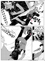 P7 Legends (fan comic commission) by ColorMyMemory