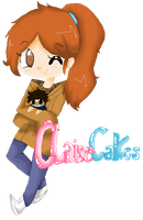ClaireCakes Pixel by kawaii876