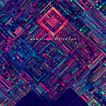 Album Art for Ben Prunty's Cipher by SylviaRitter