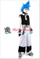Soul Eater Black Star Cosplay Costume by miccostumes