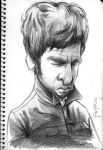 Noel Gallagher by Parpa