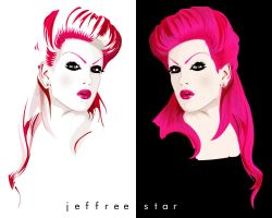 Jeffree Star by Juicy-Kamatis