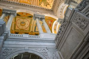 Library of Congress by Ali-Bear44
