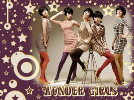 Wonder Girls - Nobody by Debyh-Sama