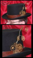 Time Traveler's Top Hat No. 1 by Atratus