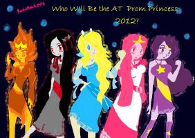 CHOOSE YOUR A.T PROM PRINCESS!  (2012) by PandaChick0508