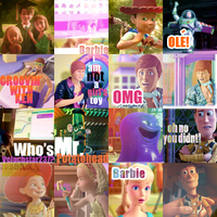 Toy Story 3 Icons by BorrowedMiracle