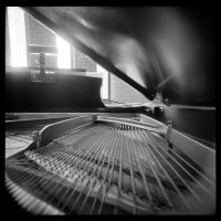 2012-195 Pianoforte by pearwood