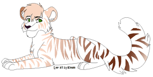Tiger Adopt 1 {CLOSED} by SNlCKERS
