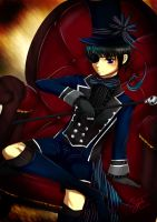 Ciel Phantomhive by talespirit