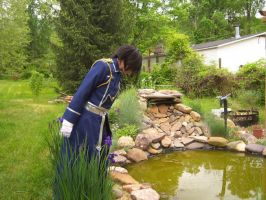 Roy's Only Enemy by RoyMustangLover