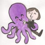 Ringo-Octopus love by ohscrambledeggs