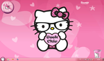 My Hello Kitty Theme for Windows 7 Starter by LadyPinkilicious