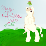 Berri Christmas~! by XNightdreamxDaymareX