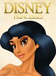 DISNEY BEAUTY SHOT - Jasmine by johngreeko