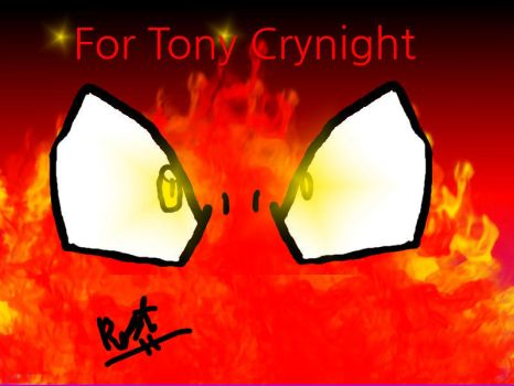 Gift for Tony Crynight by DjMoonflight