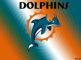 Miami Dolphins by Fall-of-Light