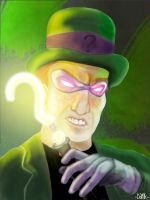 The Riddler by Piteurock