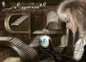 Labyrinth by edmona