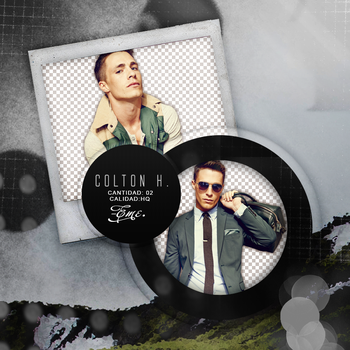 Pack png 313 // Colton Haynes. by ExoticPngs