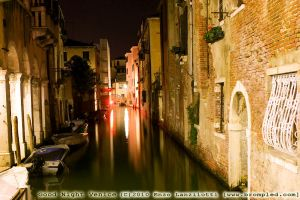 Good Night Venice _8_ by Brompled