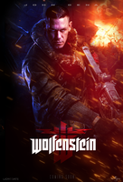 Wolfenstein Movie Fan Made Poster by NiteOwl94