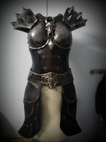 W.O.W Female Death Knight Armor 1 by AsserT-REvenge