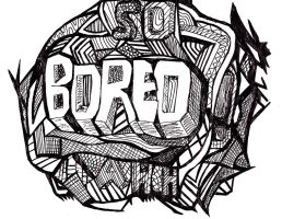 So Bored by iso102alex