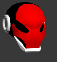3D Helmet WIP by JasonXL