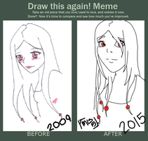 Draw This Again Meme by LilLissy
