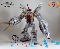 Omega Supreme 2010 by Unicron9