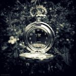 Miniature clock by lostknightkg