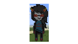 Latula:minecraft by little-devil-soul