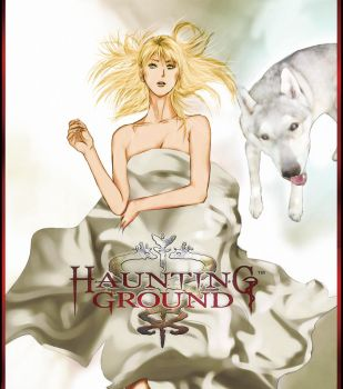 Haunting Ground save me from the Azoth by FiammahGrace