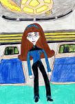 Star Trek OC: Evergreen Burton Style by LadyData