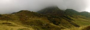 Misty Mountain by vladioglas