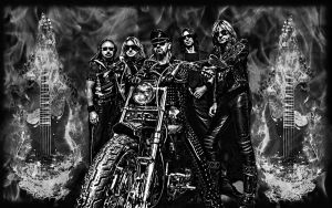 JUDAS PRIEST WALLPAPER by bunnyhead