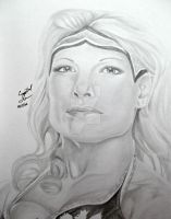 Beth Phoenix by Crystal-Cat