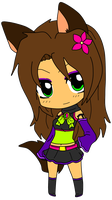Chibi Rini by Septic-Kitty