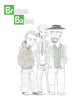 Breaking Bad by TheHoodBox