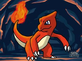 Charmeleon by WhiteOrchid14