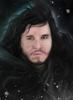 Jon Show - Game of Thrones by Silver-Fate