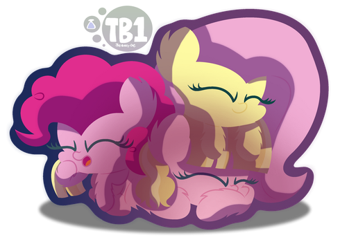 Sleepyheads by xThe-Bubbly-One