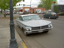1960 Buick Face by TomRedlion